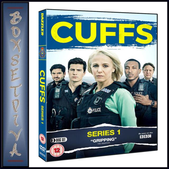 CUFFS - COMPLETE SERIES 1 *BRAND NEW DVD***