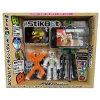 Toy Shed Stikbot Dlx Toy Action Figure Set Kids Fun Play Learn Create Share Game