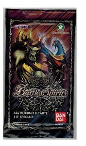 Battle Spirits Series 1 TCG Cards Bustina Bandai Ed. Italia