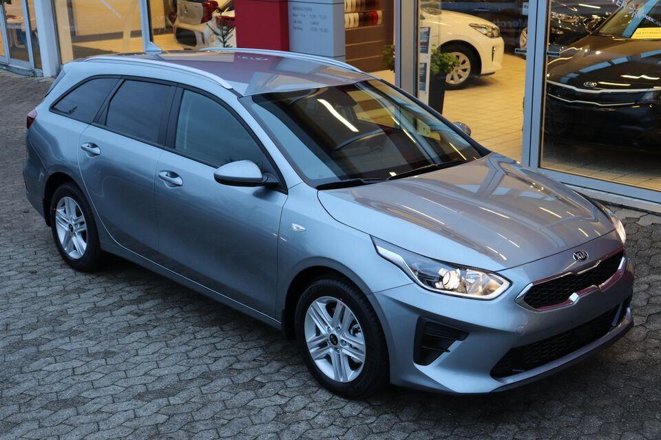 Kia Ceed 1,0 T-GDi Active SW Benzin modelår 2020 km 1000