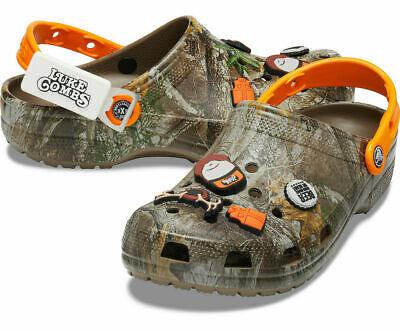 Luke Combs X Crocs Classic Realtree Clog Mens Size 13 Concert Season Is Here Ebay