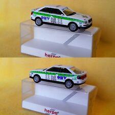 Herpa, Audi Coupe S2, rallye, OMV, # 11, 1:87