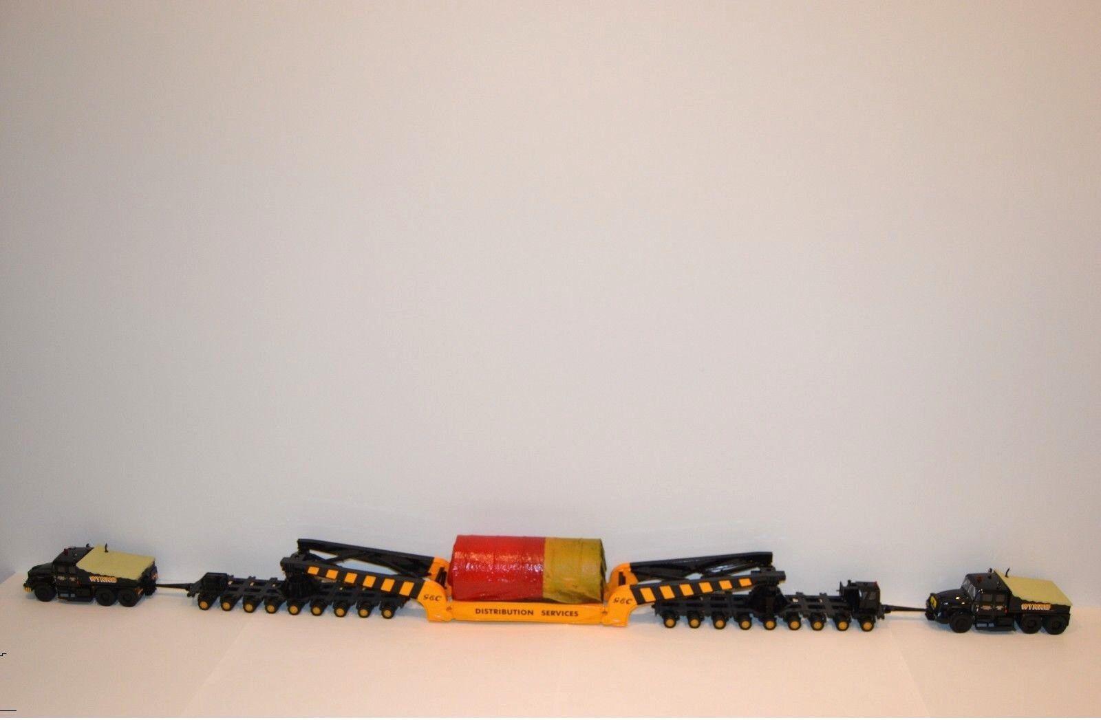 Corgi Heavy Haulage Scammell Contractor x 2  Wynns  Stator Core 1/50 Réf. 18003.