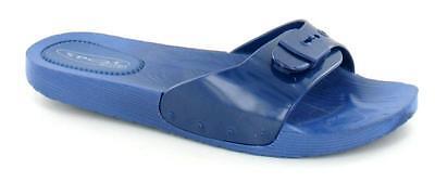Venta estimados en el clavo Casual Slip On Jelly Flip Flop Hebilla Decorativa f10270