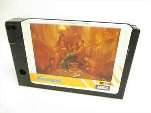 MSX-GOONIES-Cartridge-only-Import-Japan-Video-Game-msx