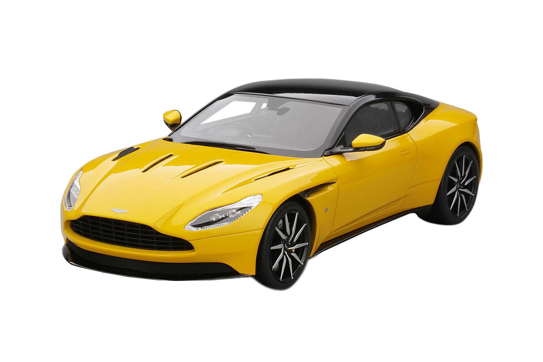 Aston Martin DB11 Sunburst jaune Limited 999 pcs 1 18 Voiture Modèle par Top Speed TS0123
