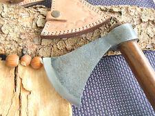 Hacha hacha microscópico Mega hacha 45 cm ASW Knives hacha madera dura mango a mano