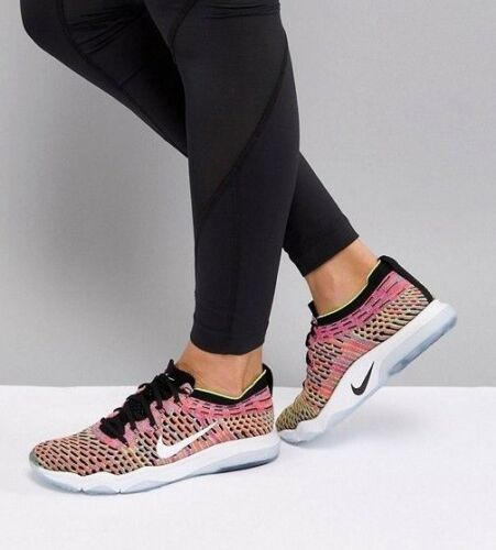 Size 2 Womens Zoom 006 35 Multicolour 922872 5 Flyknit Fearless Nike 5 Eur Air YYHX1F