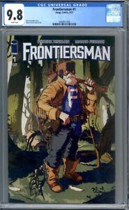 Frontiersman #1  Image Comics  1st Print  CGC 9.8