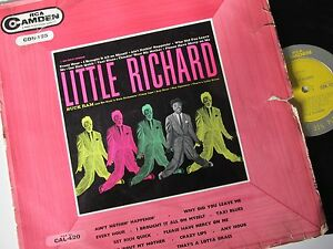 Little-Richard-And-Buck-Ram-Little-Richard-CDN-125-Vinyl-Lp-Record-Album-1959