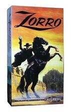Atlantis ZORRO and his Horse Tornado diorama model kit 1/12