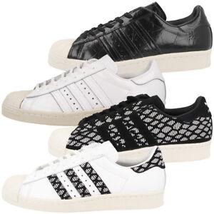 Adidas Superstar 80s Women Schuhe Damen Retro Sneaker ...