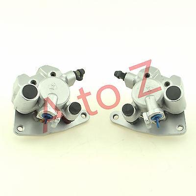 Suzuki ATV Front Brake Caliper LTF250 LTZ250 LTZ400 LTA400 LTA500 with Pads NEW