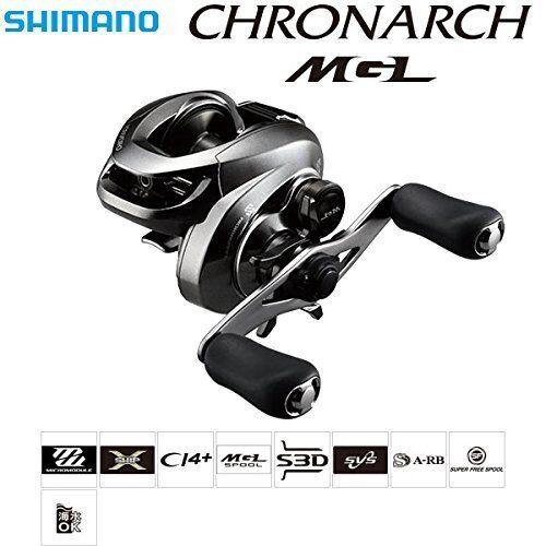 2017 NEW Shimano CHRONARCH MGL 150XG (RIGHT HANDLE) from Japan Japan new .