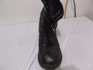 Corcoran-FAST-amp-FURIOUS-AIRBORNE-Paratrooper-Jump-Master-Boot-9-1-2-D-LEFT-BOOT