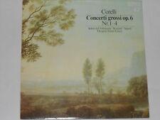CORELLI -Concerti Grossi op. 6 Nr. 1-4 (Ettore Gracis) LP Eterna