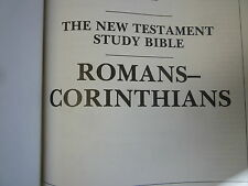 CBL Romans 1,2 Corinthians Greek Interlinear Study Bible Commentary 700 pages
