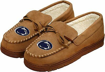 L FOCO College Team Logo Moccasin Slippers Shoes Texas A/&M Aggies NCAA Mens Team Logo Moccasin Slippers