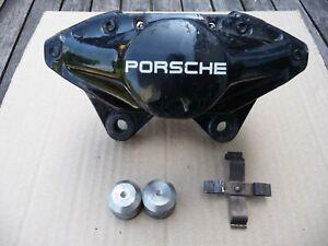 PORSCHE 964 C2 LEFT REAR BREMBO BRAKE CALIPER 96435242503 USED 1990-91 2 PISTON