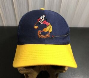 139fbd9155e Image is loading Mickey-Mouse-Unlimited-Drew-Pearson-Vintage-SnapBack-Hat-
