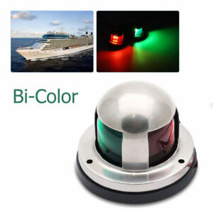 Boat Parts & Accessories Marine Led Navigation Compass Light For Sail Ship 12v Boat Yacht White/black Beautiful In Colour
