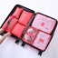 Packing-Cubes-Travel-Pouches-Luggage-Organiser-Clothes-Suitcase-Storage-Bag-7Pcs thumbnail 13