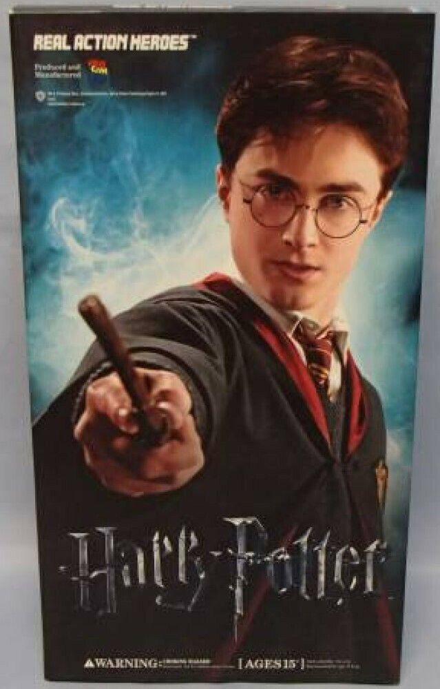 Medicom Harry Potter Figura De Acción Héroes Real