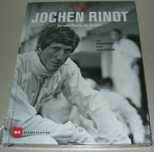 Kräling Jochen Rind Der erste Popstar der Formel 1 Motor Rennsport Buch Neu!