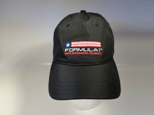 FORMULA-1-AUTO-RACING-UNITED-STATES-AUSTIN-TEXAS-2012-CAP-HAT-BLACK