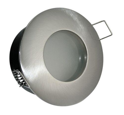 Feuchtraum Deckenstrahler AQUARIUS 230V 12V Ohne Halogen Led Leuchtmittel