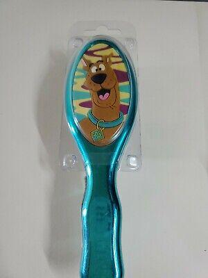 RARE Scooby Doo hairbrush NWT hair brush vintage 2000 Sliver free ship