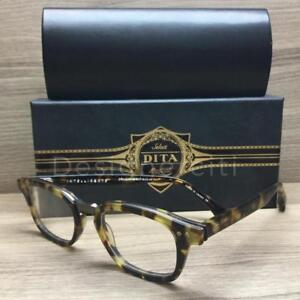 6613ad1b69a1 Image is loading Dita-Legends-Intelligente-Eyeglasses-Matte-Tokyo-Tortoise- DRX2050-