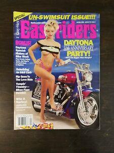 Easyriders-Magazine-April-1991-214-David-Mann-Centerfold-Swimsuit-Issue