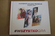 Wszystko gra - muzyka z filmu - Największe Polskie Przeboje CD Polish Release