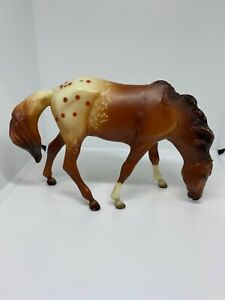 Breyer-Reeves-Appaloosa-Grazing-Mare-Horse-Model-Figure-4-034-Tall