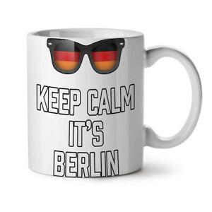 Keep Calm Germany NEW White Tea Coffee Mug 11 oz   Wellcoda