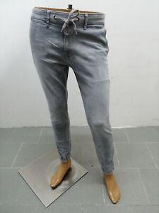 Pantalone-PEPE-JEANS-donna-taglia-size-34-pants-jeans-woman-P-5508