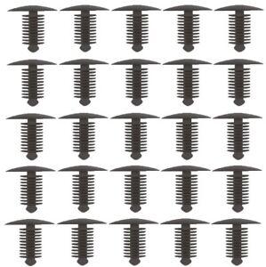 Fir-Tree-panel-fasteners-clips-trim-x25-9mm-10mm-hole