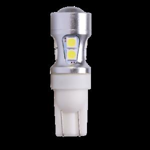 LED-Autolamps-T10WM-LED-Globe-200Lm-T10-Wedge-type-for-Nissan-Toyota-Subaru-VW