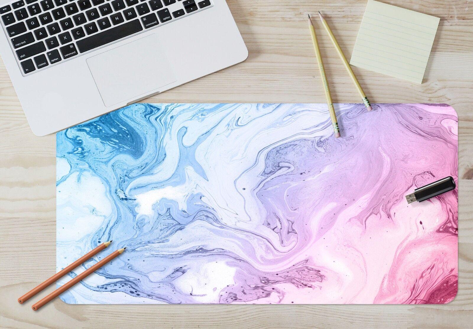 3D Schönes Bunt  7 Textur Rutschfest Büro Schreibtisch Mauspad Tastatur Spiel