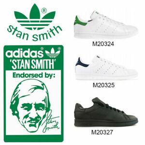 Unisex-Adidas-Stan-Smith-M20324-M20325-M20327-Gazelle-Sneaker-Geschenk-38-44