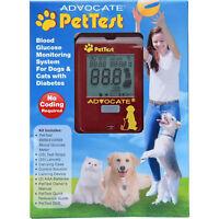 Advocate Pettest Glucose Monitoring System