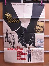 A2413 EL NOVIAZGO DEL PADRE DE EDDIE GLENN FORD MINNELLI