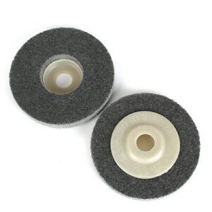 5Pcs-5P-4-034-Non-woven-Nylon-Fiber-Polishing-Wheel-Abrasive-Disc-For-Metal-Grinding