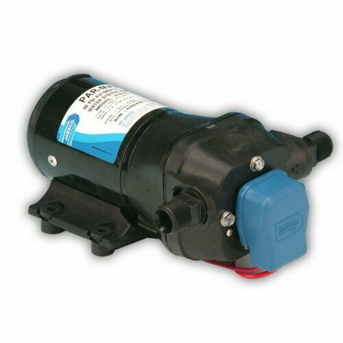 PARMax 3 Fixture Water Pump System w Smooth Flow Corrosion Resistant Materials