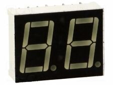 HDSP-C5A1 LED Display Anzeige 7 Segment 1Digit Common Anode Rot 10x