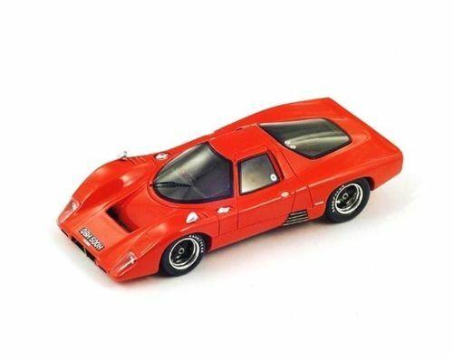 McLaren M6GT 1969 rosso S3113 Spark 1 43 nuevo en una caja nuevo Modelo