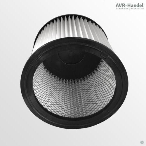 Faltenfilter Filter Nass Trockensauger passend für Herkules Kessel Sauger