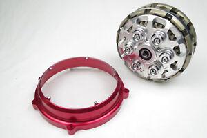 Avec Clutch couvercle d'embrayage Antihopping d'embrayage et Ducati panier F6wqOxxC