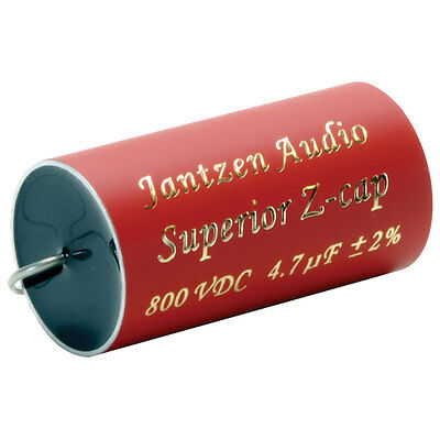 Jantzen 0562 4.7uF 800V Z-Superior Capacitor